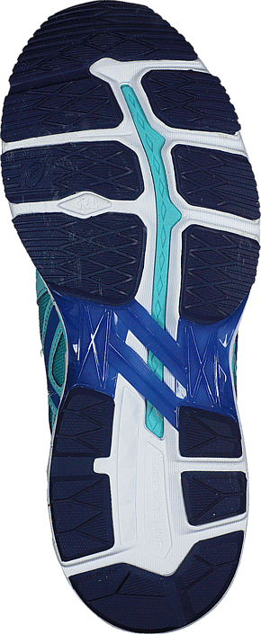 Asics - T656N-4050 Gt-2000 4 Turquoise/Indigoblue/Slateblue