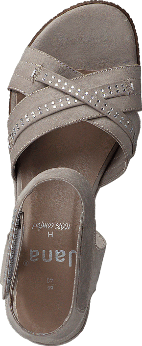 Jana - 8-8-28201-26 Light Grey