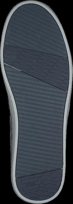 Toms - Avlon Slip-On Grey Textured Woven