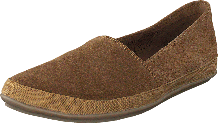 Frank Wright - Havana Dark Tan Suede
