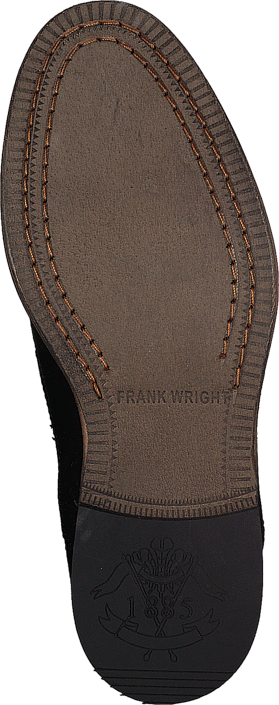 Frank Wright - Merton Black Leather