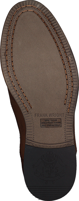 Frank Wright - Merton Tan Leather