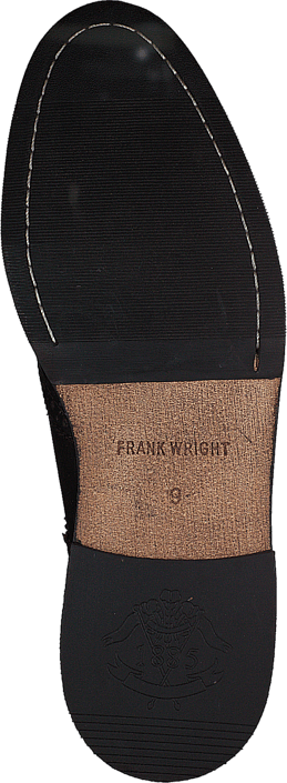 Frank Wright - Merc Brown Leather