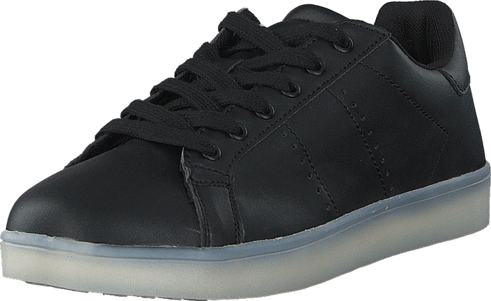 Network - LED-Sneakers Women Black