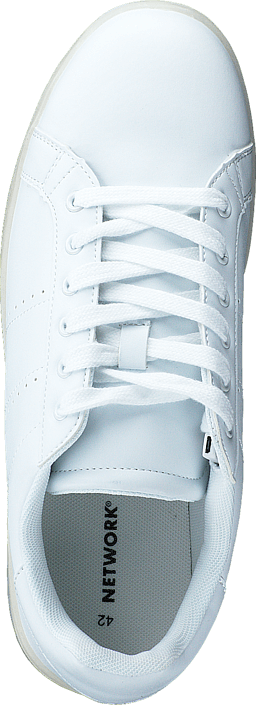 Network LED-Sneakers Men White