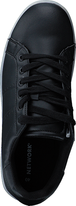 Network - LED-Sneakers Men Black