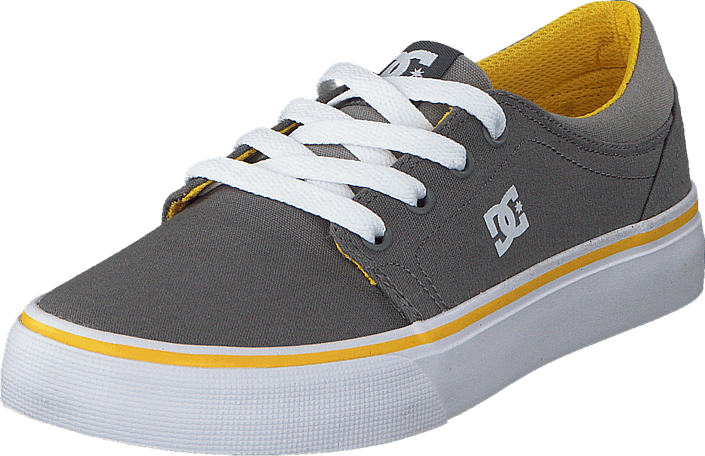 DC Shoes - Trase TX Grey/ White/ Yellow