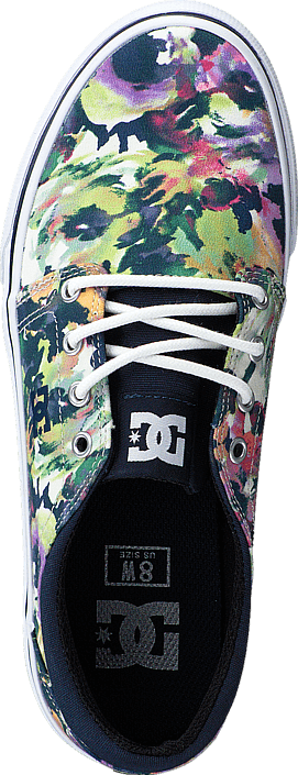 DC Shoes Trase TX SE Multi (Flowers)