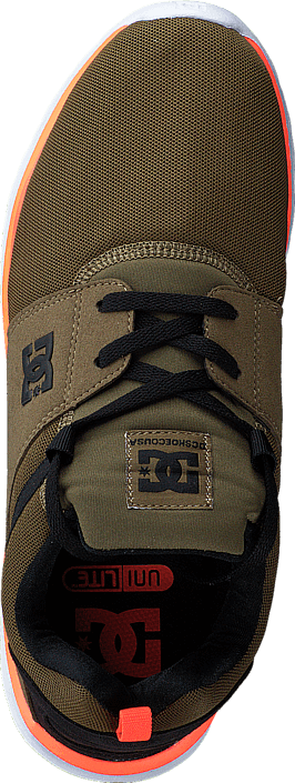 DC Shoes - Heathrow Olive