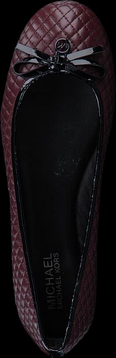 MICHAEL Michael Kors - MelodyQuiltedBallet 580 Merlot