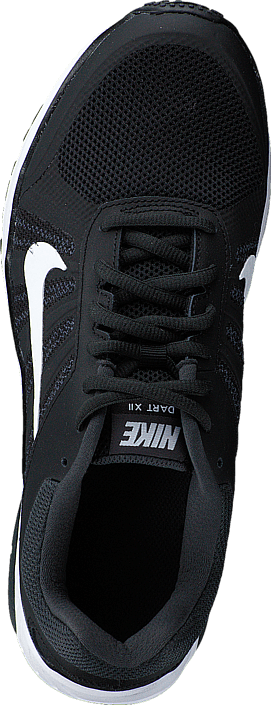 Nike - DART 12 Black/White-Anthracite