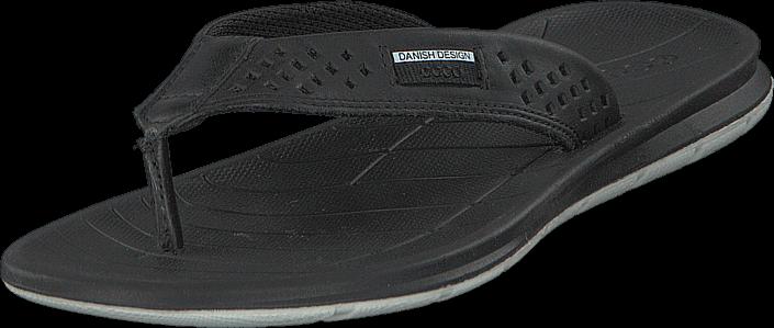 Ecco - Intrinsic Slipper Black