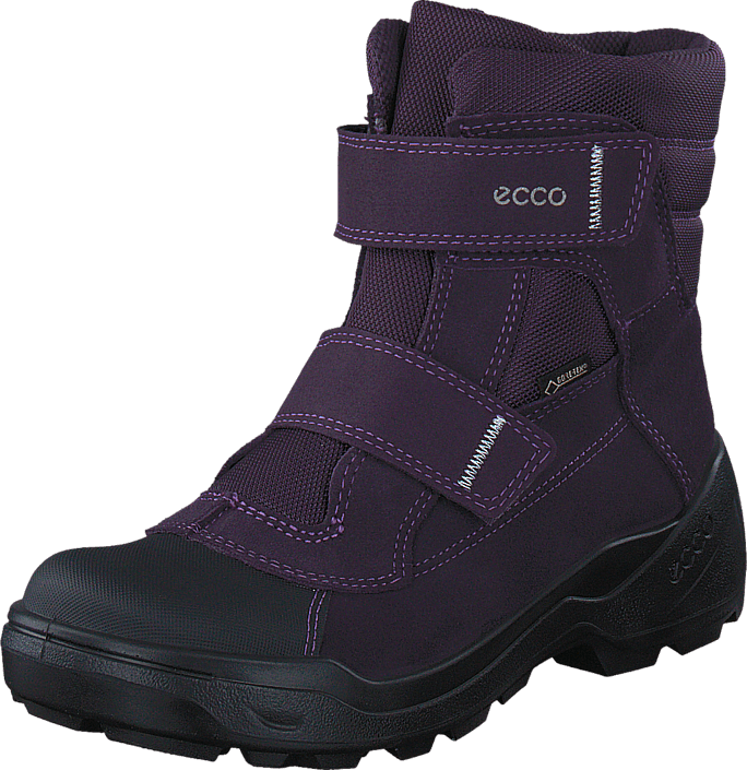 Ecco 732632 Snow Rush Black/Night Shade/Night Shade
