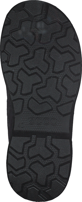 Ecco - 732633 Snow Rush Black/Night Shade/Night Shade