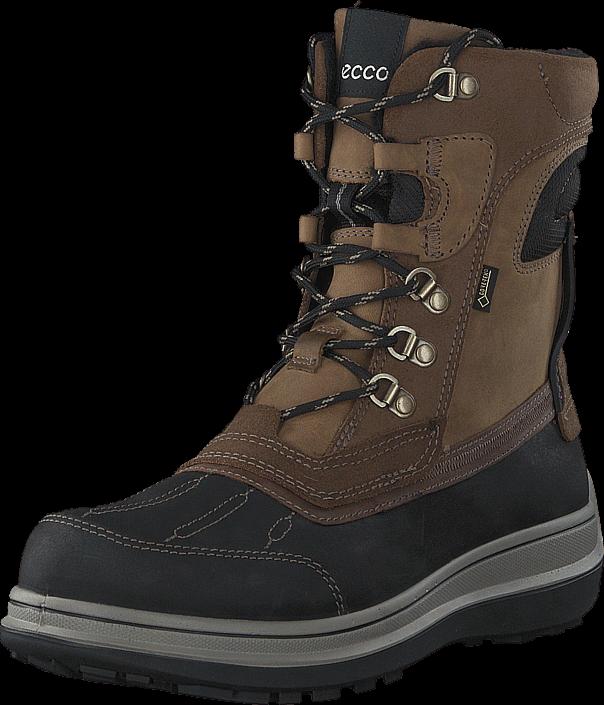Ecco - 532074 Roxton Black/Coffee