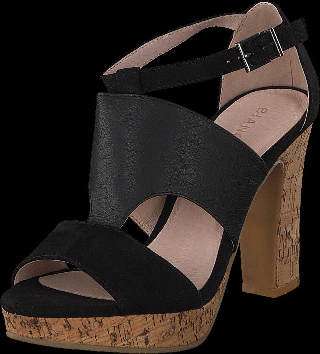 Bianco - Open Sandal MAM16 Black