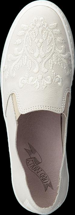 Odd Molly All Mine Slip-In Sneaker Light Porcelain