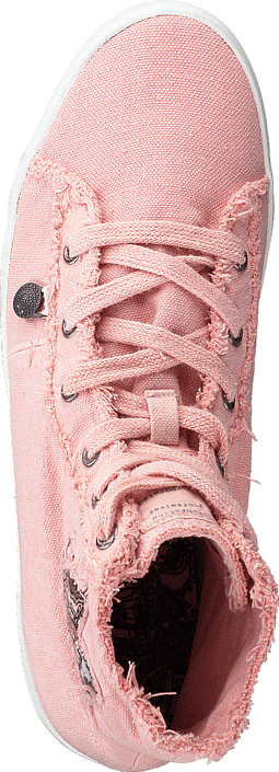 Odd Molly - Butterfly High Sneaker Milky Pink