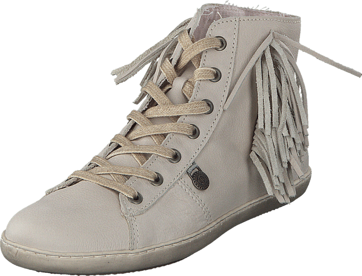 Odd Molly - High Five High Sneaker Light Porcelain