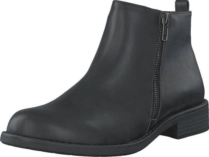 Bianco Zip Boot SON16 Black