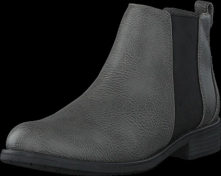 k p bianco chelsea warm boot jja16 grey gr a skor online. Black Bedroom Furniture Sets. Home Design Ideas