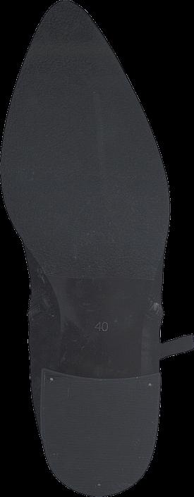 Bianco Dress Zip Boot Black