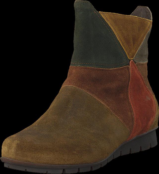 think-87089-52-safarikombi-safarikombi-kengaet-bootsit-chelsea-boots-ruskea-kuvioitu-naiset-35