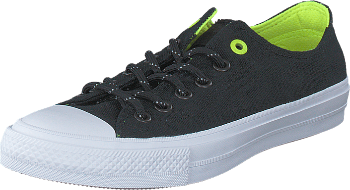 Converse CTAS II Shield-Ox Black/Volt/White