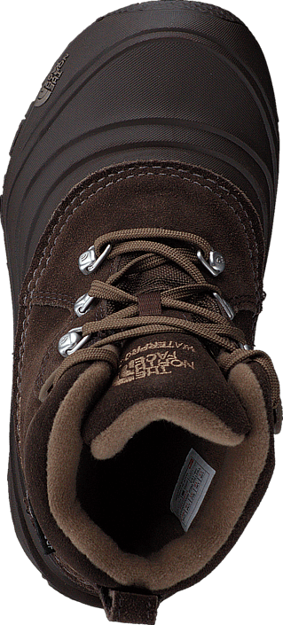 The North Face Youth Chilkat Lace II Demitasse Brown/ Cub Brown