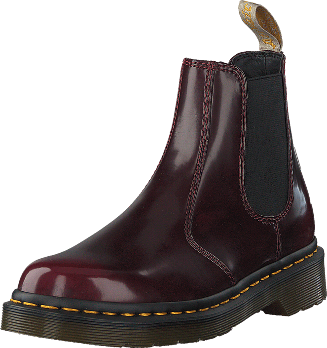 Dr Martens 2976 Vegan Cherry Red