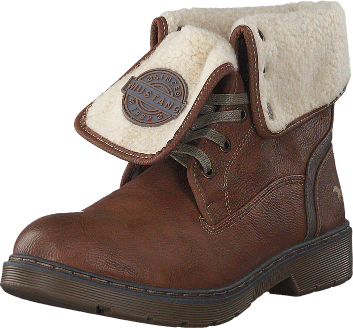 Mustang - 1235602 Women's Warmlined Boot Chestnut
