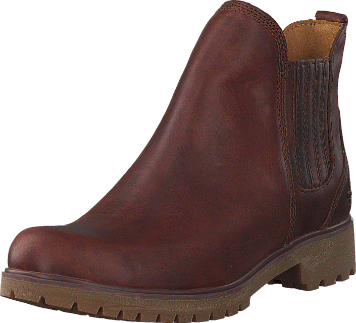 Timberland - Lyonsdale Chelsea Medium Brown Full-Grain