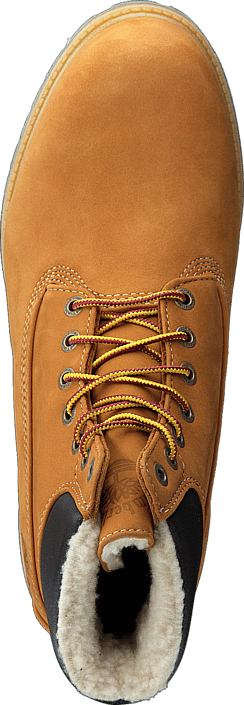 Timberland - Heritage 6 In Warm-Lined Boot Wheat Nubuck