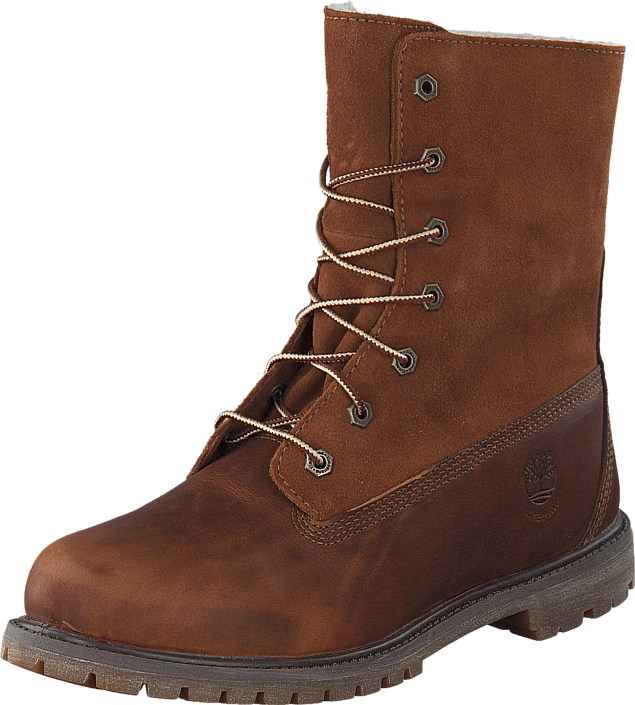 Footway SE - Timberland Authentic Teddy Fleece Dark Brown, Skor, Kängor & Boots, Kängor, Brun 1547.00