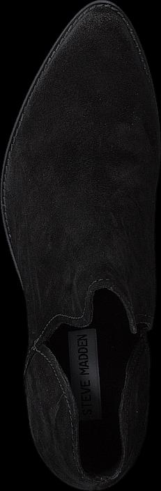Steve Madden - Austin Ankleboot Black Nubuck