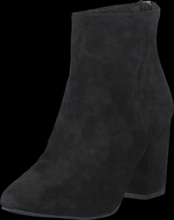 Steve Madden - Sinthia Ankleboot Black Suede