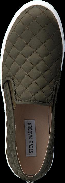 Steve Madden - Ecentricq Slip On Sneaker Olive Pulsar