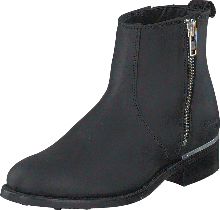 PrimeBoots - Ascot Majesty Low PR356 Black Nikel