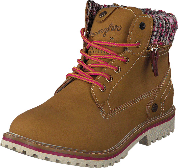 Wrangler - Creek Zip B 24 Tan