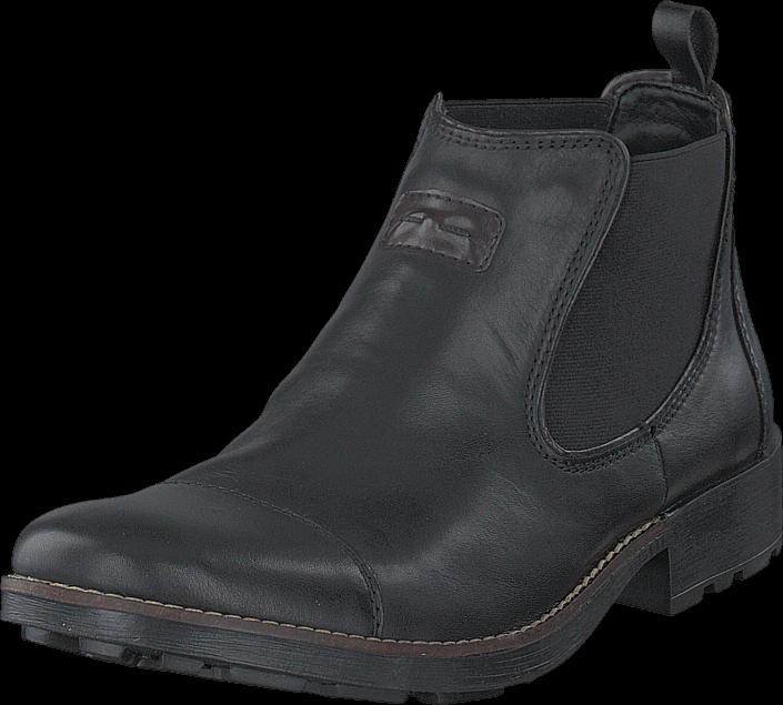 Rieker - 36063-00 Black