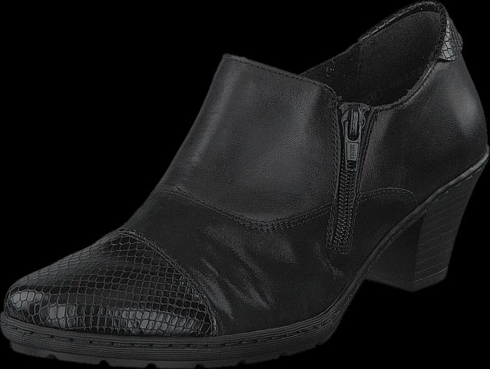 Rieker 57173-01 Black