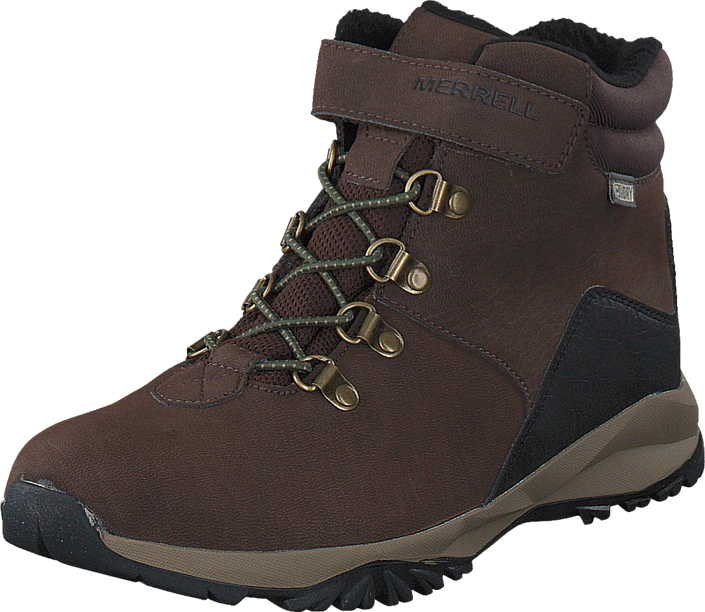 Merrell - Alpine Casual Boot Brown