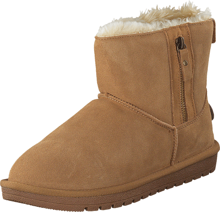 Duffy - Warm lined Camel