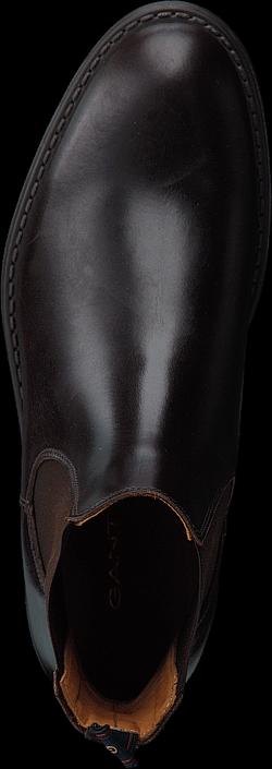 Gant - 13651407 Oscar Dark Brown