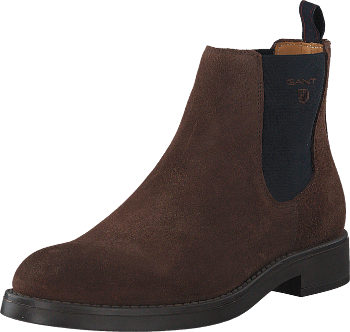 Gant - 13653406 Oscar Dark Brown