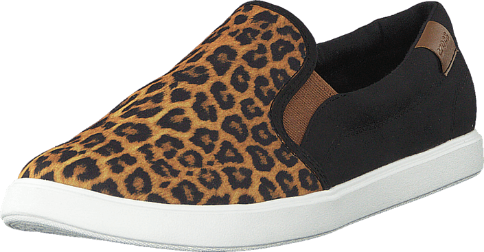 Crocs - CitiLane Slip-on Sneaker W Leopard/Black