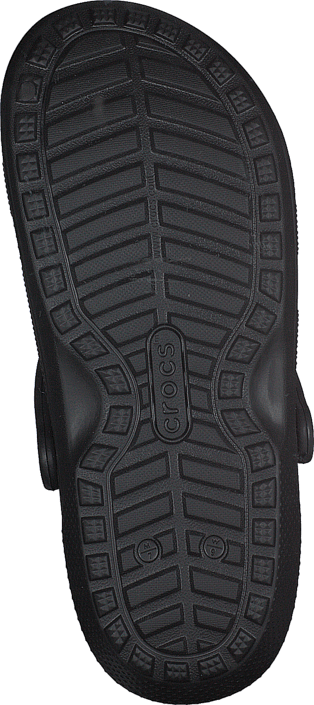 Crocs - Classic Lined Clog Black