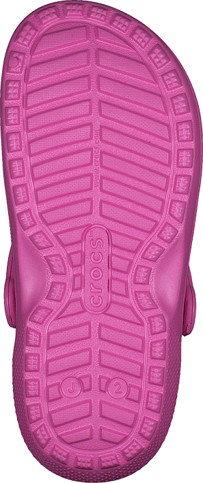 Crocs - Classic Lined Clog K Party Pink/Candy Pink