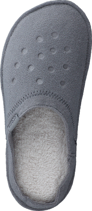 Crocs - Classic Slipper Smoke/Oatmeal