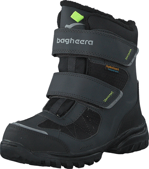 Bagheera Abisko Waterproof Black